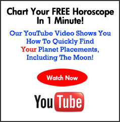 Chart Your Own Free Horoscope